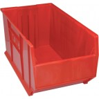 QUS995 Red Plastic Containers