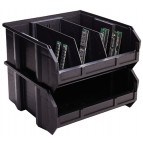 Conductive ESD Plastic Storage Bin Dividers