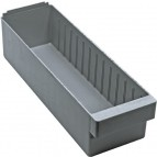 QED602 Gray Plastic Drawer