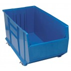 Mobile Plastic Containers Gray