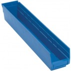 QSB105 Blue Plastic Bins