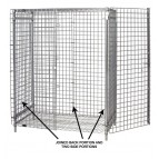 Security Enclosure Panels