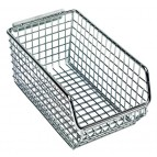 Wire Mesh Stack & Hang Bins