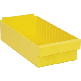 Plastic Storage Drawers QED606 Yellow