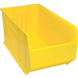 Plastic Storage Containers - QUS995 Yellow