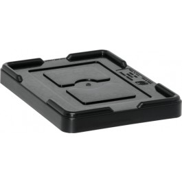 Conductive ESD Plastic Storage Containers Covers