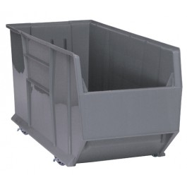 Mobile Plastc Storage Containers Gray