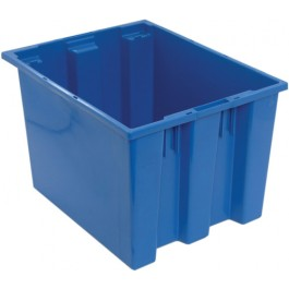 Stack and Nest Storage Totes SNT195 Blue