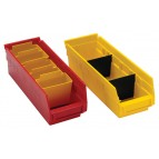 Plastic Storage Bin Dividers