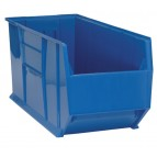 Pallet Rack Storage Bins Blue