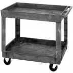 Utility Cart with 2 Shelves