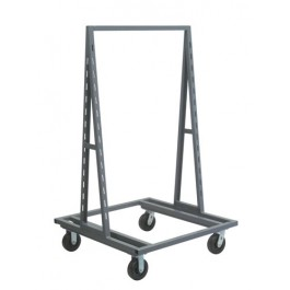Double Sided A-Frame Removable Tray Truck