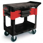 Trades Cart with Parts Boxes & Bins