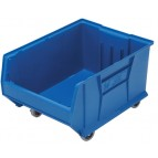 Mobile Stacking Containers QUS965MOB Blue