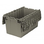 Hinged Lid Secure Distribution Containers