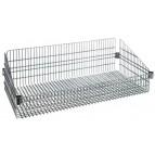 Wire Shelving Post Basket - BSK2436C