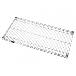 "12"" x 36"" Stainless Steel Wire Shelf"