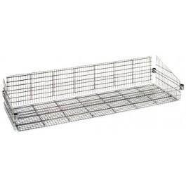 Wire Shelving Post Basket - BSK2460C