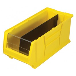 Plastic Storage Container Clear Windows