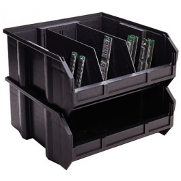 Conductive ESD Plastic Storage Bins Dividers